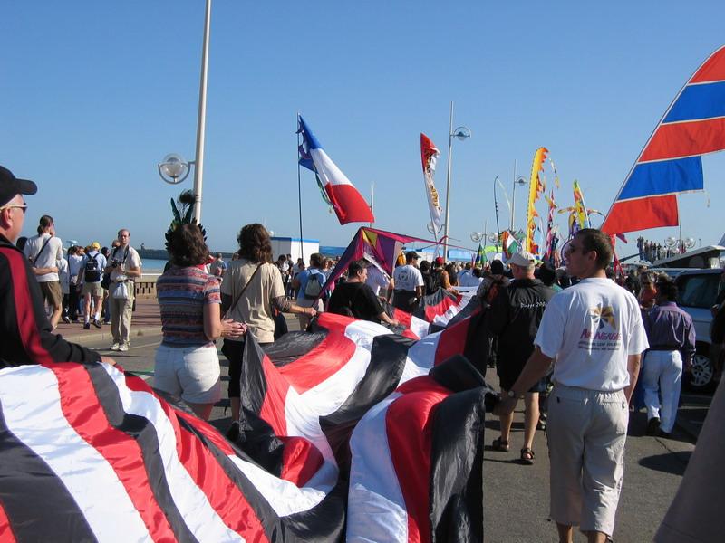 Défilé Dieppe 2006