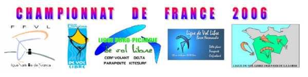Bannière Championnat de france 2006
